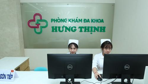 ReView phòng khám đa khoa Hưng Thịnh, 380 Xã Đàn