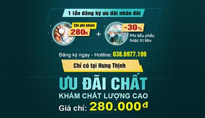 Ưu đãi khám chữa bệnh mừng ngày phụ nữ Việt Nam